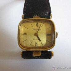 Relojes de pulsera: RELOJ PULSERA FESTINA GENEVE, 10 MICRONES ORO,SWISS MADE. Lote 51502125