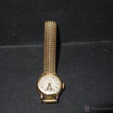 Relojes de pulsera: PRECIOSO RELOJ DE SEÑORA DE CARGA MANUAL TITAN 17 RUBIS, CARGA MANUAL, FUNCIONA PERFECTAMENTE.. Lote 51700209
