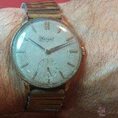 Relojes de pulsera: RELOJ HERGAL, PIEZA POSIBLEMENTE, ÚNICA, RELOJ CREEMOS DE AUTOR, ESPÉCIMEN EXTINTO. Lote 52023215