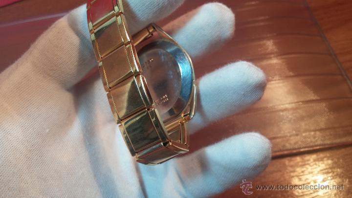 Relojes de pulsera: Especimen in OF, reloj Suizo VIntage Lanco Imperator, gran tamaño, a cuerda y de 15 rubís - Foto 22 - 99052444