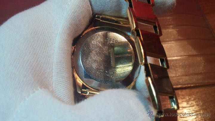 Relojes de pulsera: Especimen in OF, reloj Suizo VIntage Lanco Imperator, gran tamaño, a cuerda y de 15 rubís - Foto 23 - 99052444