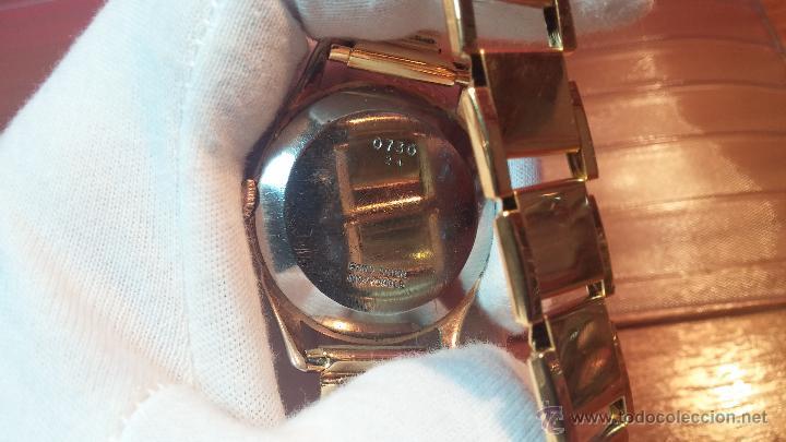 Relojes de pulsera: Especimen in OF, reloj Suizo VIntage Lanco Imperator, gran tamaño, a cuerda y de 15 rubís - Foto 24 - 99052444