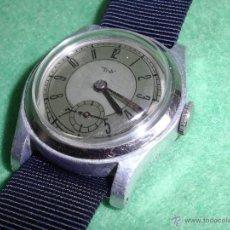 Relojes de pulsera: PRECIOSO MODELO RELOJ TRIB TIPO ART DECO BONITA CAJA ORIGINAL 30´S BAUHAUS. Lote 52391057