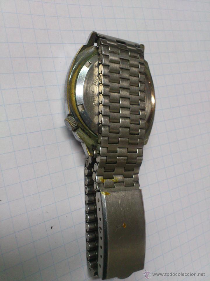 Relojes de pulsera: RELOJ PULSERA CABALLERO A CUERDA - RAMBA - .. ALFONSOJO - Foto 2 - 52433068