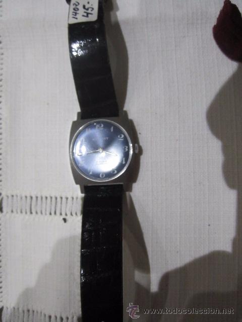 Relojes de pulsera: Reloj de pulsera Radiant, sin uso MOVIMIENTO CUERDA. 225 x 27 cms. Funcionando. - Foto 2 - 52782335
