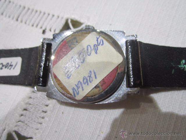 Relojes de pulsera: Reloj de pulsera Radiant, sin uso MOVIMIENTO CUERDA. 225 x 27 cms. Funcionando. - Foto 4 - 52782335