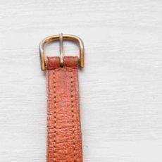 Relojes de pulsera: RELOJ PULSERA CAUNY PRIMA DE LUXE EN ORO AMARILLO.. Lote 52907383