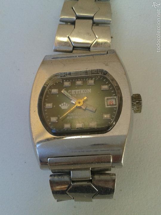 Relojes de pulsera: RELOJ CETIKON MUJER - Foto 2 - 53016730
