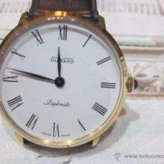 Relojes de pulsera: RELOJ DE PULSERA SIN USO DUWARD. FUNCIONANDO. 3,5 CMS. DE DIÁMETRO SIN CORONA.. Lote 53088659