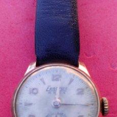 Relojes de pulsera: RELOJ EXACTUS CHAPADO EN ORO. Lote 53151488