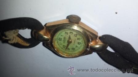 RELOJ HOBA (Relojes - Pulsera Carga Manual)
