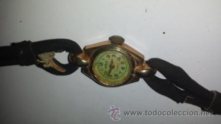 Relojes de pulsera: RELOJ HOBA - Foto 2 - 53282603
