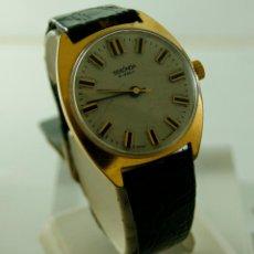 Relojes de pulsera: SEKONDA RUSO MECANICO FUNCIONANDO. Lote 53320069