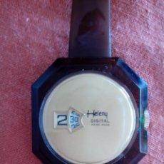 Relojes de pulsera: PRECIOSO RELOJ DIGITAL HELENY. Lote 53503360