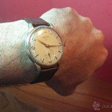 Relojes de pulsera: RELOJ VINTAGE DE CABALLERO CERTINA CON LOGO DE COLECCIÓN, MUY MUY ESCASO, CALIBRE KF-330. Lote 53594591