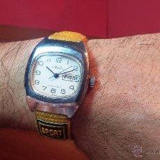 Relojes de pulsera: RELOJ RAKETA DE LA CCCP VINTAGE DE CUERDA, IDEAL PARA USO DIARIO, Nº 2628-H. Lote 53737009