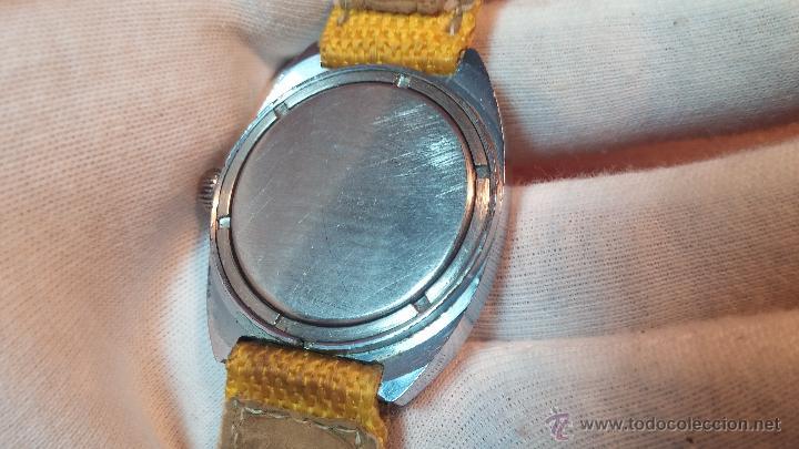 Relojes de pulsera: RELOJ RAKETA DE LA CCCP VINTAGE de CUERDA, IDEAL PARA USO DIARIO, Nº 2628-H - Foto 15 - 53737009