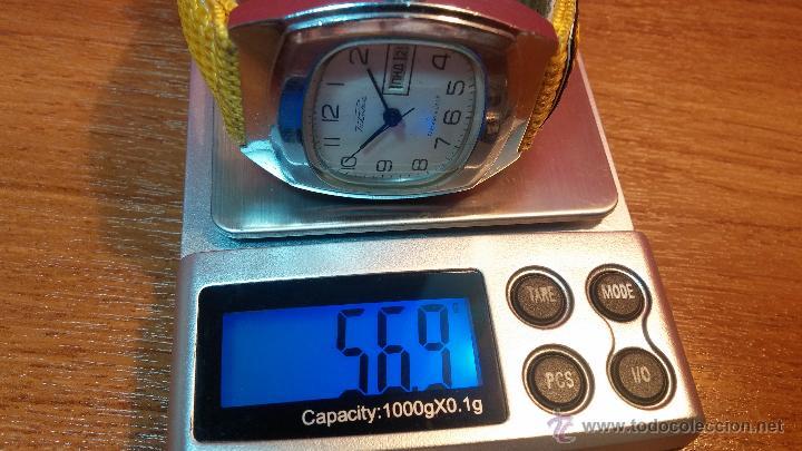 Relojes de pulsera: RELOJ RAKETA DE LA CCCP VINTAGE de CUERDA, IDEAL PARA USO DIARIO, Nº 2628-H - Foto 21 - 53737009
