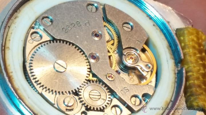 Relojes de pulsera: RELOJ RAKETA DE LA CCCP VINTAGE de CUERDA, IDEAL PARA USO DIARIO, Nº 2628-H - Foto 35 - 53737009