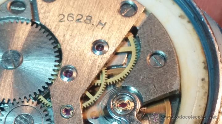 Relojes de pulsera: RELOJ RAKETA DE LA CCCP VINTAGE de CUERDA, IDEAL PARA USO DIARIO, Nº 2628-H - Foto 36 - 53737009
