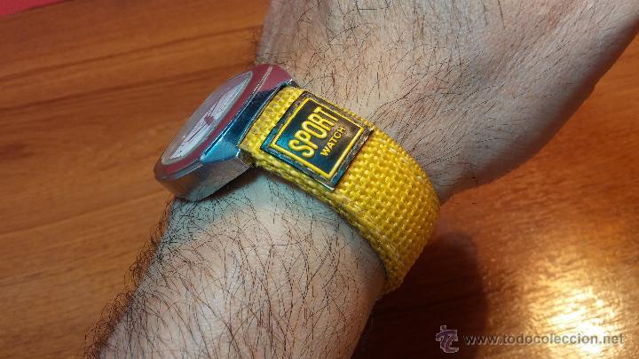 Relojes de pulsera: RELOJ RAKETA DE LA CCCP VINTAGE de CUERDA, IDEAL PARA USO DIARIO, Nº 2628-H - Foto 38 - 53737009