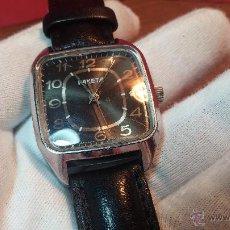 Relojes de pulsera: RELOJ MILITAR VINTAGE RAKETA CON ESFERA NEGRA, DE CUERDA E IDEAL PARA USO DIARIO, Nº 2614-H. Lote 53753097