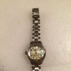 Relojes de pulsera: ANTIGUO RELOJ DE PULSERA HOMBRE MUJER . QUARTZ. Lote 53874308