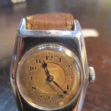 Relojes de pulsera: ANTIGUO RELOJ DE PULSERA RYTHMOS. 2,5 X 3 CMS. FUNCIONANDO.. Lote 53999913