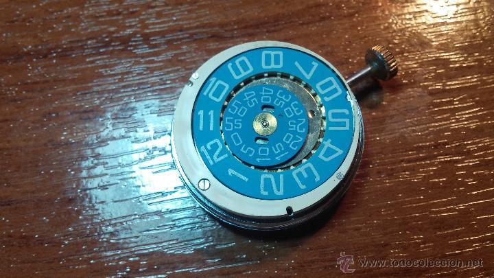 Relojes de pulsera: Reloj Suizo NILDA de cuerda DIGITAL, años 70, de los primeros digitales de carga manual - Foto 58 - 66126355