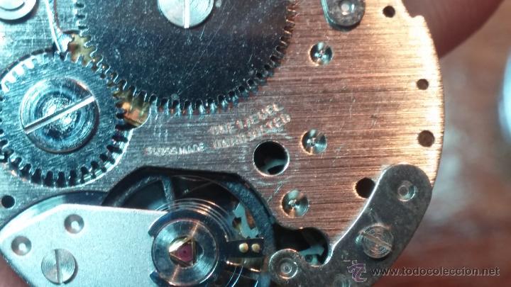 Relojes de pulsera: Reloj Suizo NILDA de cuerda DIGITAL, años 70, de los primeros digitales de carga manual - Foto 61 - 66126355