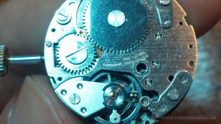 Relojes de pulsera: Reloj Suizo NILDA de cuerda DIGITAL, años 70, de los primeros digitales de carga manual - Foto 63 - 66126355