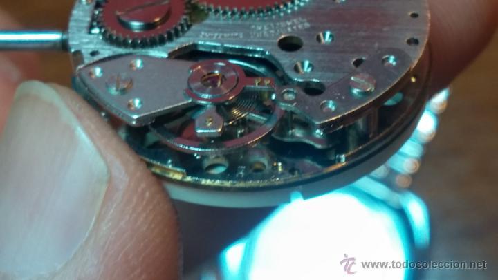 Relojes de pulsera: Reloj Suizo NILDA de cuerda DIGITAL, años 70, de los primeros digitales de carga manual - Foto 66 - 66126355