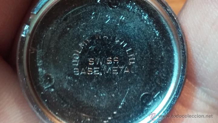 Relojes de pulsera: Reloj Suizo NILDA de cuerda DIGITAL, años 70, de los primeros digitales de carga manual - Foto 69 - 66126355