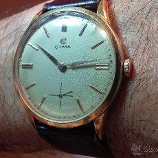 Relojes de pulsera: RELOJ SUIZO CYMA TAVANNES,CON EL AFAMADO K-586 Y UN NÚMERO DE MAQUINARIA SUPER BAJO,246. Lote 122047171