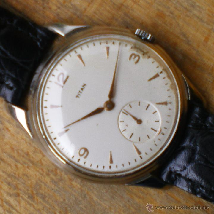 3ae2e7170165 Reloj titan vintage - Vendido en Venta Directa - 54199481
