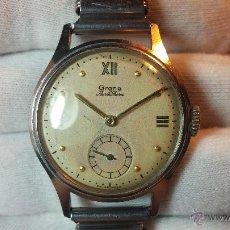 Relojes de pulsera: ANTIGUO RELOJ DE LOS HERMANOS KURTH, GRANA KF-411, AÑOS 30, AÑOS MÁS TARDE SE LLAMARÍA, CERTINA. Lote 54211075