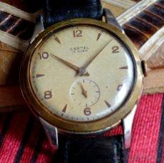 Relojes de pulsera: RELOJ DE PULSERA CARTEL , VINTAGE, CUERDA. Lote 54277334