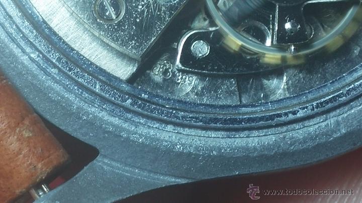 Relojes de pulsera: RELOJ Suizo CAUNY PRIMA, LA CHAUX DE FONS, escaso CAL. F-399, ancre 17 rubis, grande, Antimagnetic - Foto 55 - 54420927