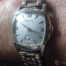 Relojes de pulsera: RELOJ BENRUS DE CUERDA ART DECO VINTAGE, AÑOS 20-30, PARA HOMBRE, MODEL DN21, CAL AXZ, 17 RUBÍS. Lote 54456884