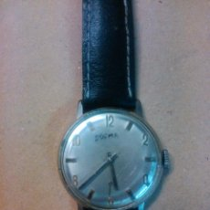 Relojes de pulsera: RELOJ DE CABALLERO DE PULSERA CARGA MANUAL DOGMA. Lote 54510825