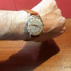 Relojes de pulsera: RELOJ CERTINA 324 CHAPADO EN ORO, CON RARO LOGO, TRIANGULO EQUILATERO INVERTIDO A LAS 6, AÑOS 40. Lote 54548449