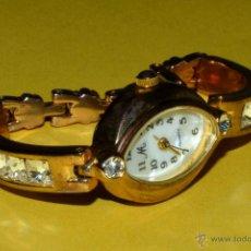 Relojes de pulsera: RELOJ DE PULSERA, MUJER , QUARZ. Lote 54612795
