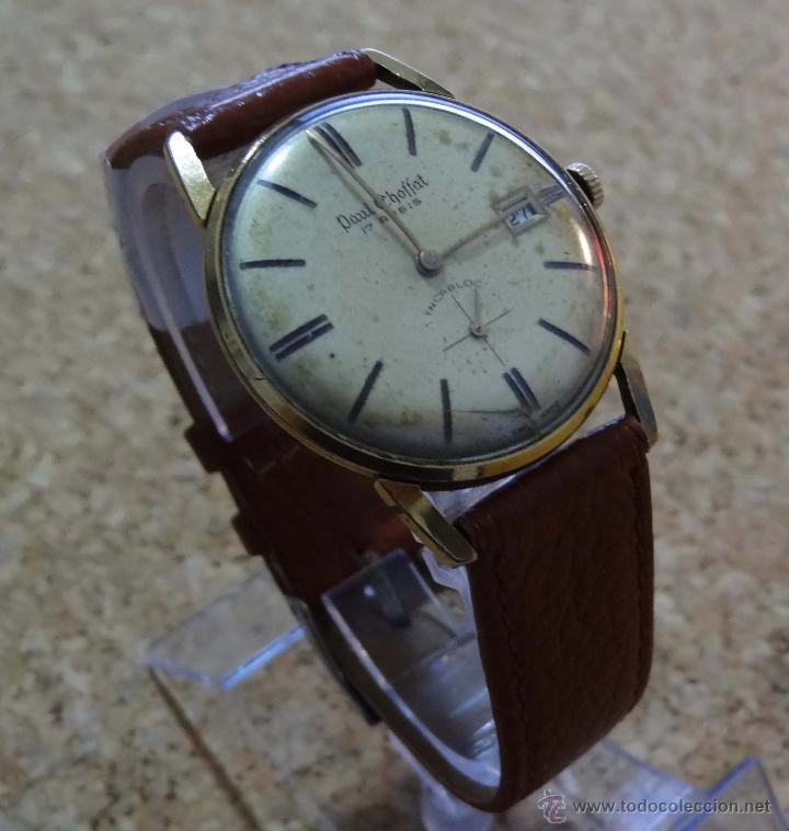 RELOJ CUERDA PAUL CHOFFAT - 17 RUBIS (Relojes - Pulsera Carga Manual)