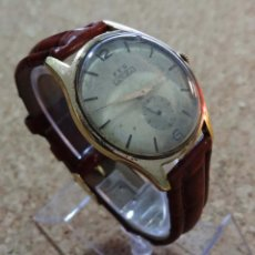 Relojes de pulsera: RELOJ FYS 15 RUBIS - CUERDA - FUNCIONANDO. Lote 54672926