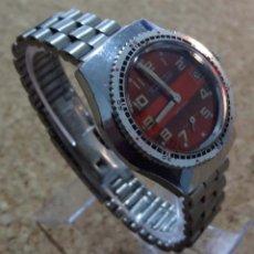 Relojes de pulsera: RELOJ THERMIDOR ANTICHOC - ANTIMAGNETICO - CUERDA - ACUATICO. Lote 54673330