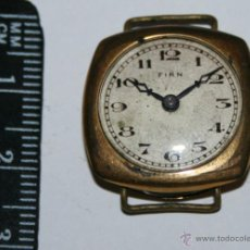 Relojes de pulsera: RELOJ ANTIGUO SUIZO FIRN DE 1922 DE COLECCION PARA MUJER. Lote 54704272