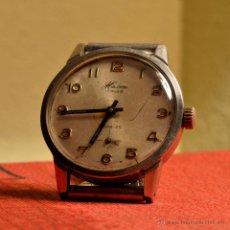 Relojes de pulsera: RELOJ DE PULSERA VINTAGE HALCON, CUERDA. Lote 54912988