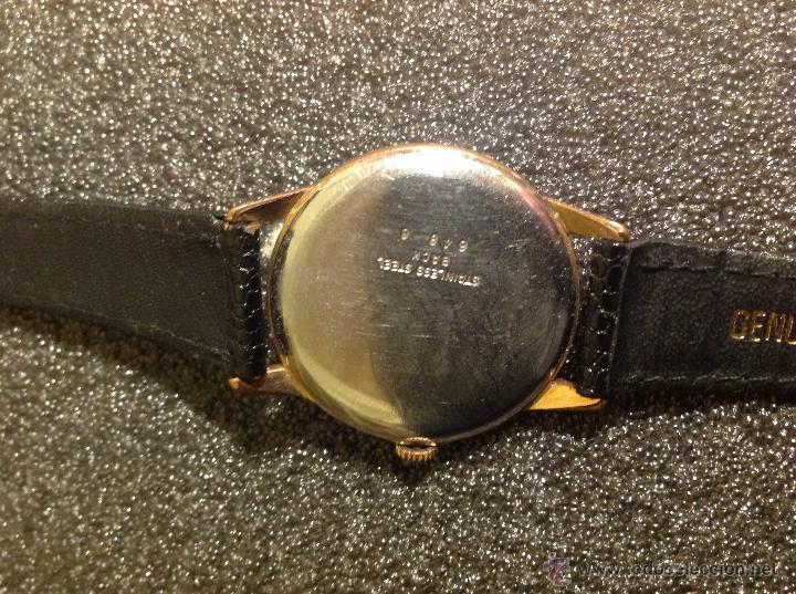 Relojes de pulsera: Reloj Oscar. Movimiento Landeron 523. Usado por Breitling. Funciona. - Foto 4 - 54991659