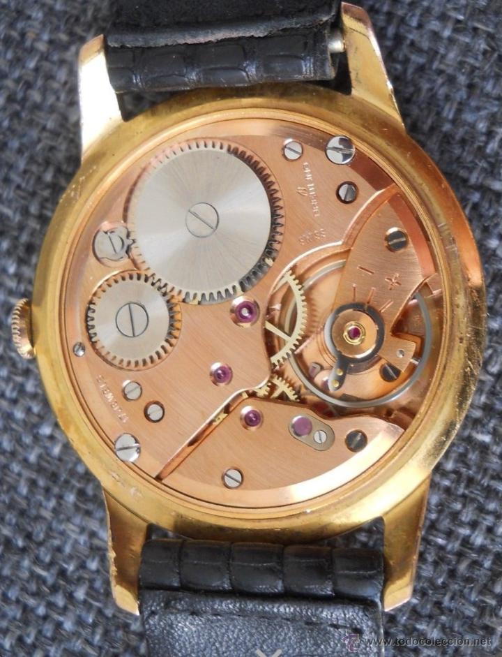 Relojes de pulsera: Breitling Cadette. Movto Landeron 523. Publicado a efectos informativos NO PERTENECE AL RELOJ EN VENTA - Foto 5 - 54991659