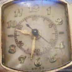 Relojes de pulsera: ANTIGUO RELOJ PULSERA SEÑORA HARVEL SWISS MADE EN FUNCIONAMIENTO. VER FOTOS.. Lote 55151862